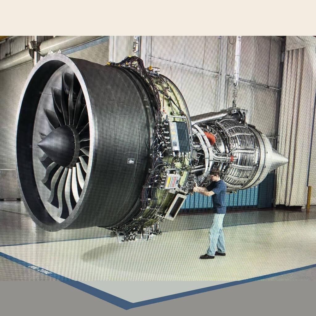 Airframe and Powerplant Mechanic