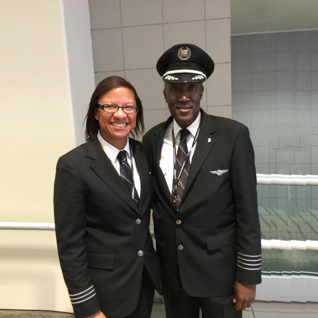 Commercial Airline Pilot
